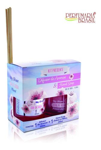 Kit Presente Sabonte + Difusor My Home