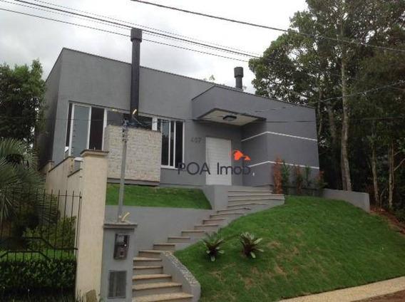 Belissima Casa Em Condominio Fechado Junto A Natureza - Ca0328