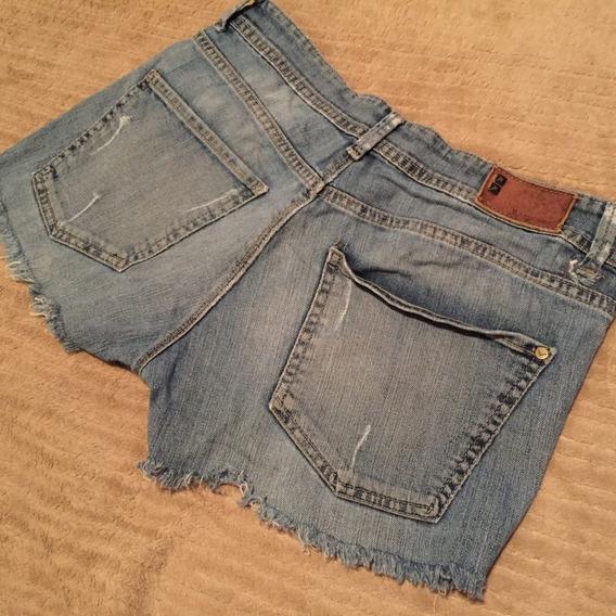 Short Jeans Mujer [ Rapsodia ] - Talle 38 / 40