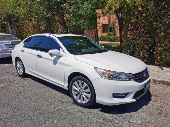 Honda Accord 2013, 53,000 Kilómetros, V6, Navi, T Aut,