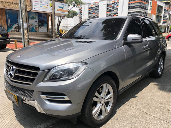 Mercedes-benz Clase Ml 350 Ml 350 Blindaje 2 2014