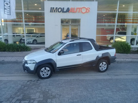 Fiat Strada 1.6 Adventure Cd C/alarma