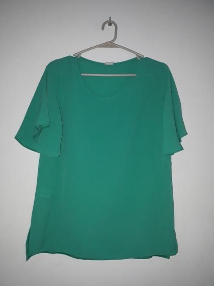 Blusa De Crepe