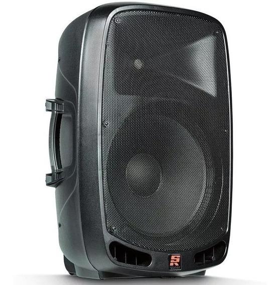 Caixa Staner Ativa Profissional Ps 1501 200w Bt Usb Fm Sd