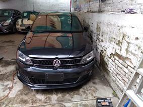 Volkswagen Jetta 2.0 Gli 2013 Para Reparar, Piel, Automático