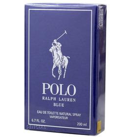Perfume Polo Blue 200ml Masculino Edt - Original