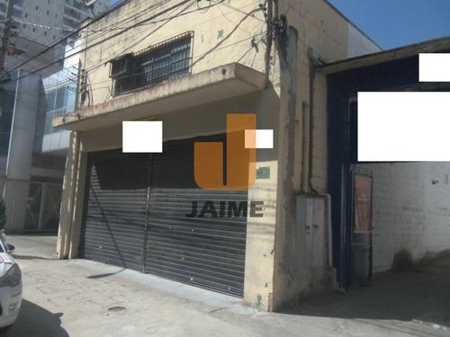 Loja Para Venda No Bairro Bom Retiro Em São Paulo - Cod: Ja9768 - Ja9768