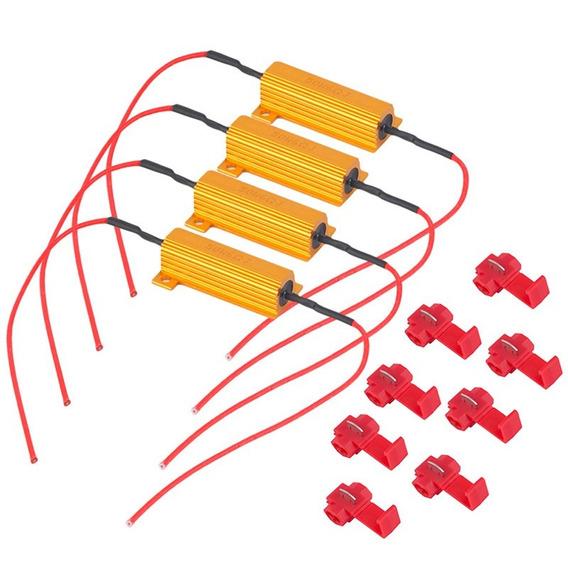 14x Resistores 50w 6 Ohm Canceller Para Led