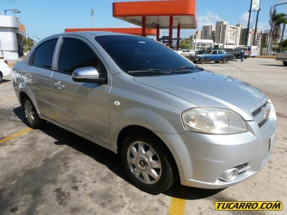 Chevrolet Aveo Ls Automatico