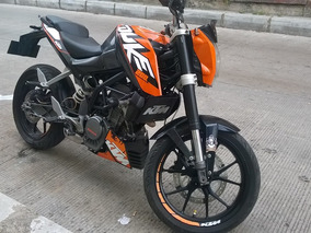 Ktm 200 Modelo 2013