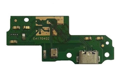 Placa Pin De Carga Huawei P9 Lite Vns-l23 Microfono Original
