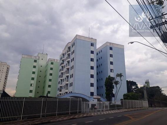 Apartamento Com 3 Dormitórios Para Alugar, 83 M² Por R$ 1.000/mês - Jardim São Luís - Suzano/sp - Ap0238