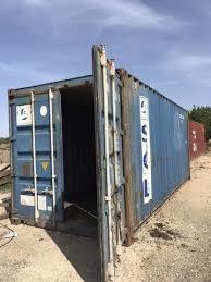 Contenedores Maritimos Baratos, Usados, Containers Vacíos!