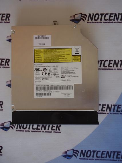Drive Leitor Dvd Notebook Itautec W7430 W7435