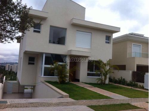 Casa Residencial À Venda, Tamboré, Santana De Parnaíba - Ca15653. - Ca15653