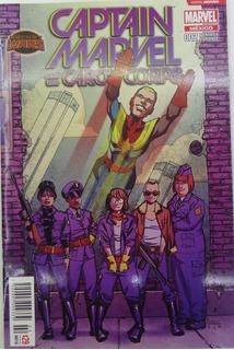 Marvel Comic Captain Marvel 2 #2 Variante Español Televisa