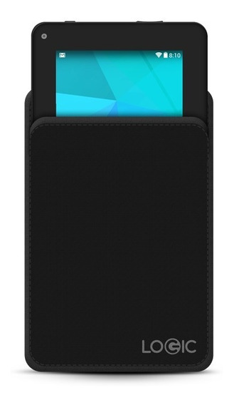 Tablet Logic T7, 7 Pulgadas, 8gb, Bluetooth, Doble Cámara