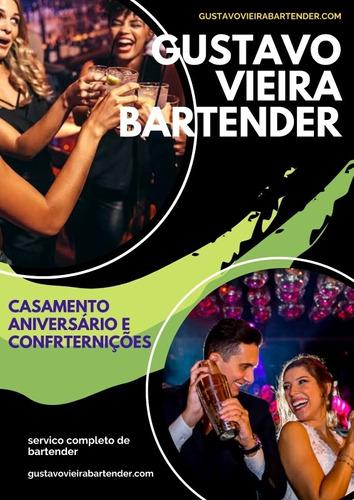 Imagem 1 de 5 de Bartender Para Eventos