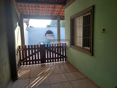 Casa Praia Com Piscina - Ai11587