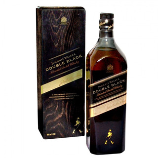 Whisky Johnnie Walker Double Black 1 Litro 100% Original