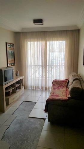 Apartamento Residencial À Venda, Mooca, São Paulo. - Ap2387