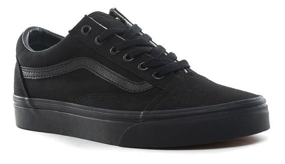 Zapatillas Old Skool Black Vans Fluid Tienda Oficial