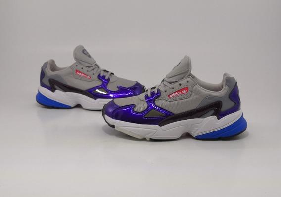 Tenis adidas Originals Falcon Gridos/blacry Nasotafi2