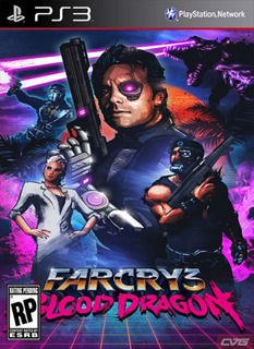 Far Cry Blood Dragon Ps3