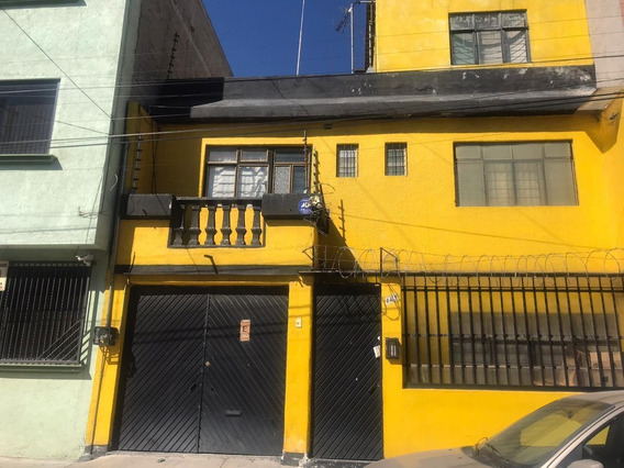 Casa En Venta En Agrícola Oriental, Iztacalco.
