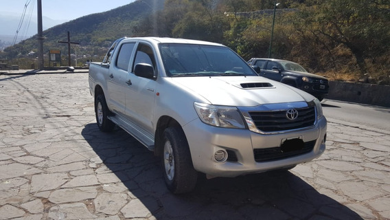 Toyota Hilux 2.5 Cd Dx Pack 4x2