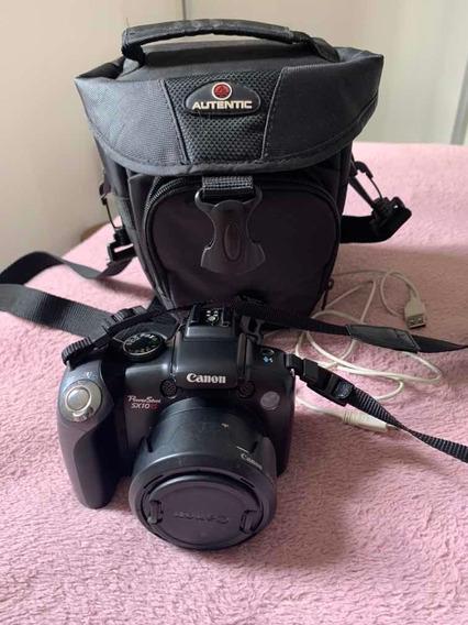 Câmera Canon Powershot Sx10 Is
