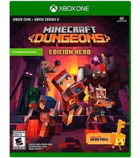 ..:: Minecraft Dungeons ::.. Xbox One En Game Center