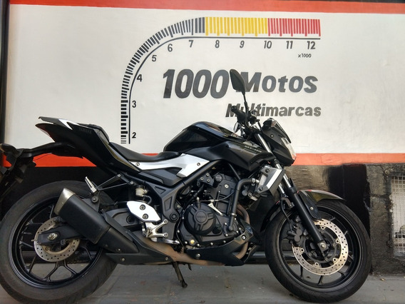 Yamaha Mt 03 2017 Otimo Estado
