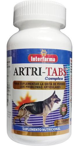 Imagen 1 de 2 de Artri-tabs Perros 60 Tabletas  - Envíos A Todo Chile