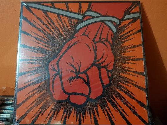 Metallica St. Anger Vinilo Lp Doble 180gr