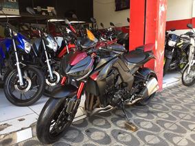 Kawasaki Z1000 Abs Ano 2017 Com Apenas 5.000km Shadai Motos