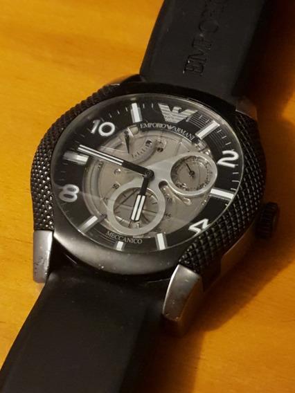 Relógio Emporio Armani Meccanico Ar4630-30