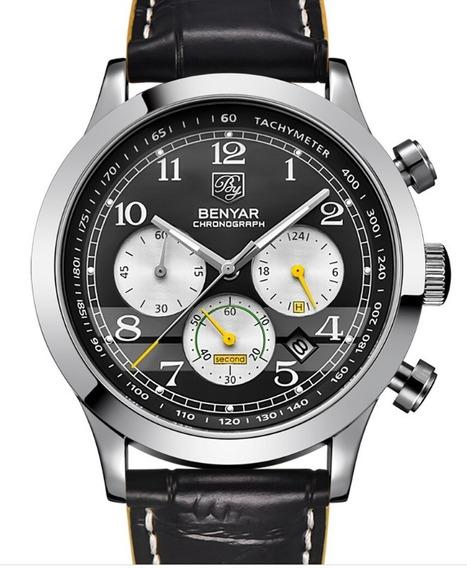 Relógio - Benyar - Multifuncional - Em Estoque
