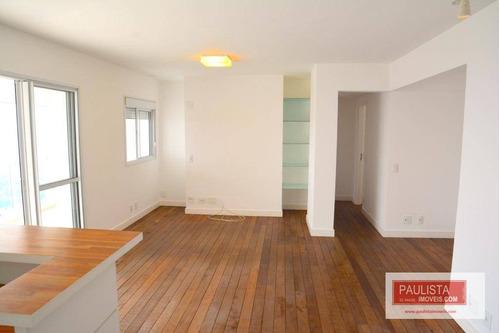 Apartamento Alto Padrão De 2 Dormitórios, Varanda, 2 Vagas Para Alugar, 100 M² Por R$ 5.400 - 1,5km Da Estação Campo Belo - São Paulo/sp - Ap28512