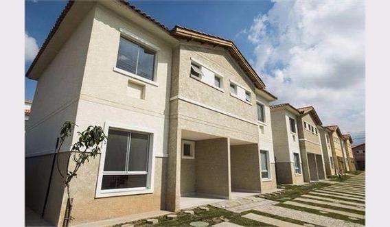 Casa Duplex De 3 Quartos, Sendo 1 Suite Na Praia Da Baleia - 907