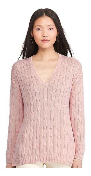 Suéter Feminino Tricot Casaco Inverno Blusa