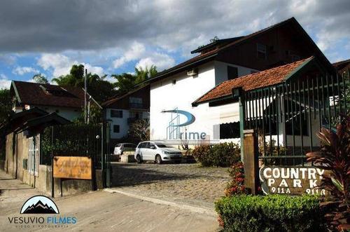 Apartamento Duplex Com 3 Dormitórios À Venda, 120 M² Por R$ 390.000 - Maria Paula - Niterói/rj - Ad0010