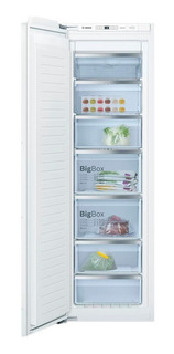 Freezer Integrable Panelable Bosch Gin81ae30 Vertical Pce
