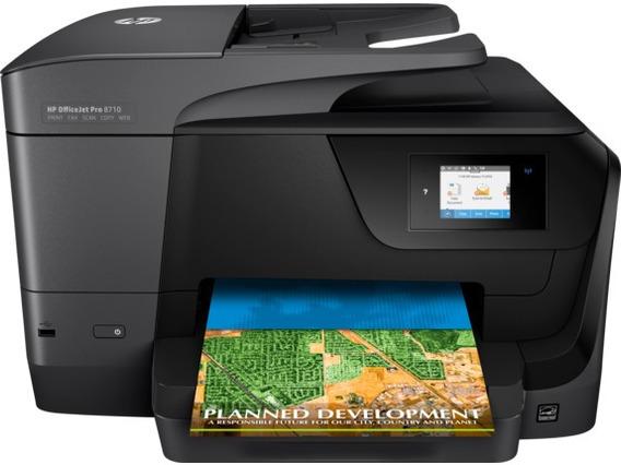 Multifuncional Hp Officejet Pro 8710(d9l18a)