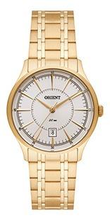 Relógio Feminino Orient Pulseira Aço Inox 50m Fgss1155-s1kx