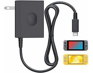 Fuente De Poder Cargador Para Consola De Nintendo Switch