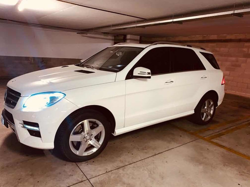 Mercedes-benz Ml 2014 3.5 Ml350 4matic Sport B.eff Techo