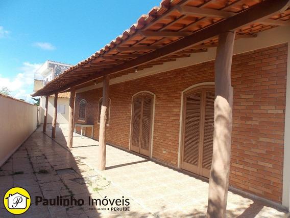 Casa A Venda Ou Locação Na Praia De Peruibe, A 350m Da Praia - Ca02538 - 4445940