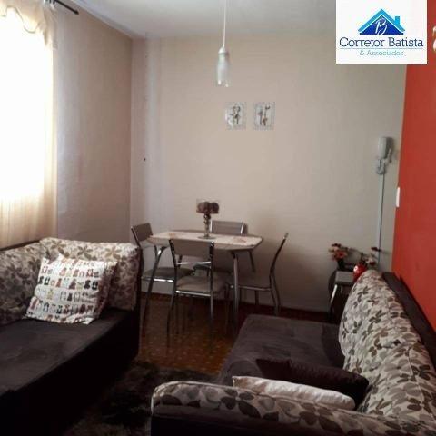 Apartamento A Venda No Bairro Dic Iv (conjunto Habitacional - 2576-1