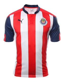 Playera Jersey Chivas Guadalajara Hombre 01 Puma 762299